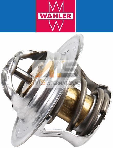 【M's】VW ニュービートル(9C/1C/1Y)WAHLER製・他 サーモスタット(ガスケット付)//純正OEM 050-121-113C 050121113C 06B-121-113A 06B121113A フォルクスワーゲン New Beetle