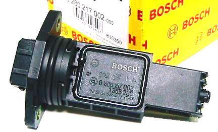 【M's】ボルボ VOLVO 850〜V70/ボッシュ製 BOSCH エアフロセンサー エアマスセンサー新品(品番:0280-217-002)