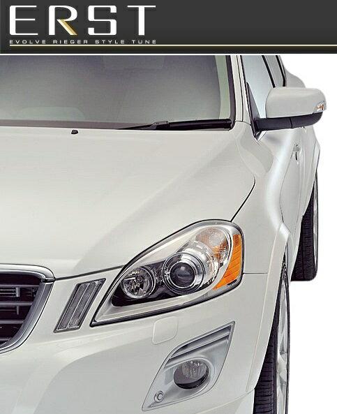 【M's】ボルボ XC60 DB DRIVE-E T5 T6 R-DESIGN(2010y-2013y)ERST オーバーフェンダーキット//VOLVO ZYX017-XC6003 ZYX017XC6003 エアスト 未塗装 受注生産 新品