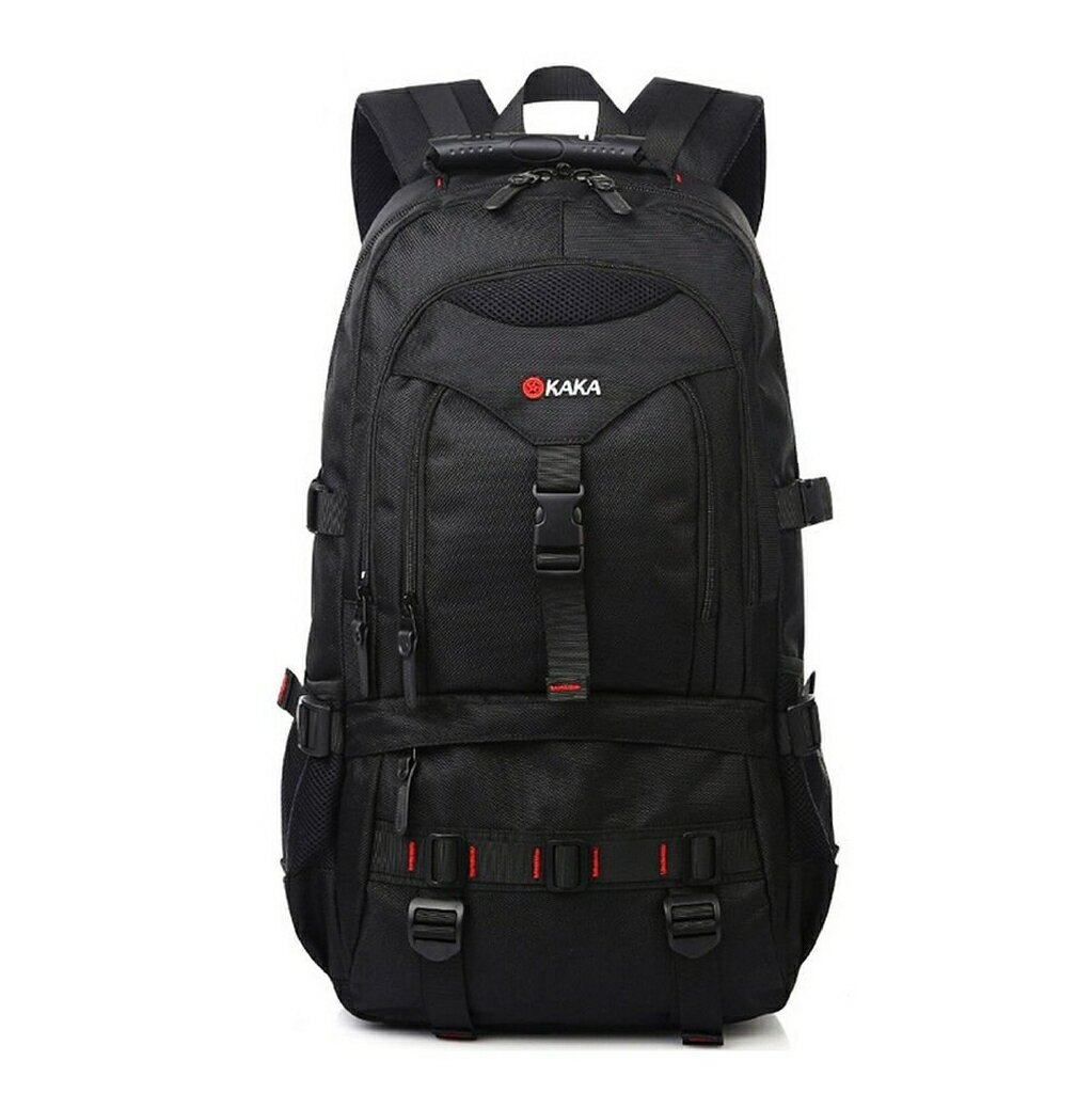 【M's】40L 多機能 リュック KAKA バックパック デイパック 5色から選択 大容量 生活防水 アウトドア 登山 キャンプ 通学 通勤 自転車 災害用 持ち出し袋