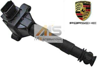 【M's】ポルシェ 911 996 3.6 カレラS/4S ターボ4/4S GT2/GT3(純正品)イグニッションコイル 1本/PORSCHE 997-602-104-00 99760210400 ZS036