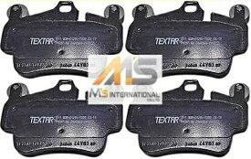 【M's】ポルシェ 911 997(-08y)TEXTAR製 フロント用 ブレーキパッド(左右)//純正OEM テクスター リアブレーキパット PORSCHE 3.6カレラ/3.6カレラ4/タルガ4 997-351-939-06 99735193906 24049-03 2404903