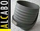 【M's】アルファロメオ 147 147GTA GT ALCABO ドリンクホルダー ブラック//ALFAROMEO アルカボ AL-A102B ALA102B 新品