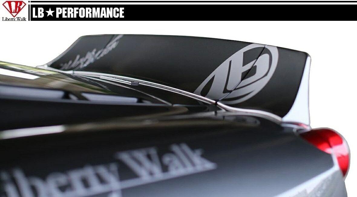 【M's】 フェラーリ F430 / リア ウイング ver.2(ダックテール)/ LB PERFORMANCE エアロ // トランク スポイラー リヤ FRP / LB WORKS / Liberty Walk / リバティウォーク/ Ferrari