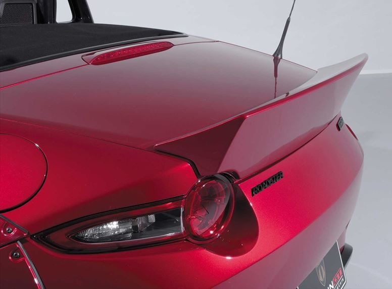 【M's】 マツダ ND ロードスター トランク スポイラー / AIMGAIN GT / エイムゲイン エアロ // リア ウイング ダックテール / MAZDA ND5RC ROADSTER MX-5 / trunk spoiler