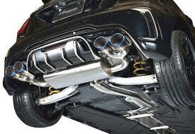 【M's】 ベンツ W176 Aクラス 前期 両側 4本出し マフラー(ステンレス+チタン テール)/ ROWEN/ロエン // メルセデス Mercedes Benz A250 A180 / シュポルト / 4マティック / 1C001Z01