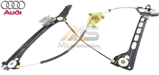 【M's】アウディ 8J TT/TTS/TT RS(07y-14y)純正品 ウィンドーレギュレーター(右側)//正規品 ウインドーレギュレター 8J0-837-462E 8J0837462E
