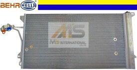 【M's】アウディ Q7 4L(07y-13y)BEHR製・他 エアコンコンデンサー//純正OEM ACコンデンサー AUDI 7L0-820-411G 7L0820411G
