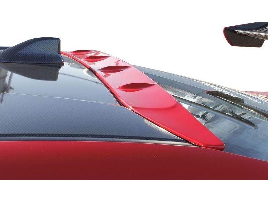 【M's】TOYOTA 86 後期(H28.8-)ルーフ スポイラー // AIMGAIN GT エイムゲイン エアロ / roof spoiler