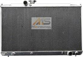 【M's】トヨタ マーク2 JZX100/JZX110(96.09-04.11)TRUST GReddy アルミ ラジエター TWR (コア厚:50mm)//1JZ-GTE トラスト アルミラジエーター スポーツラジエター スポーツラジエーター TOYOTA MARK2 12013801