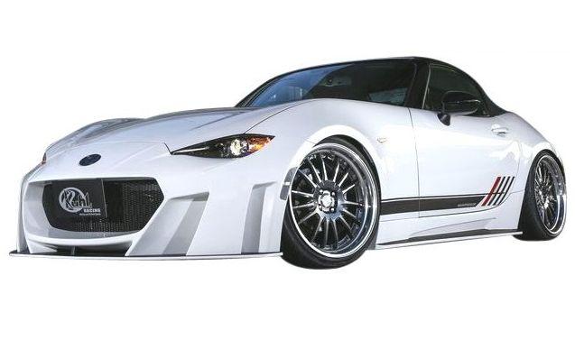 【M's】マツダ ロードスター ND5 フロント バンパー KUHL RACING エアロ // F スポイラー / クール レーシング / MAZDA ROADSTER ND 5