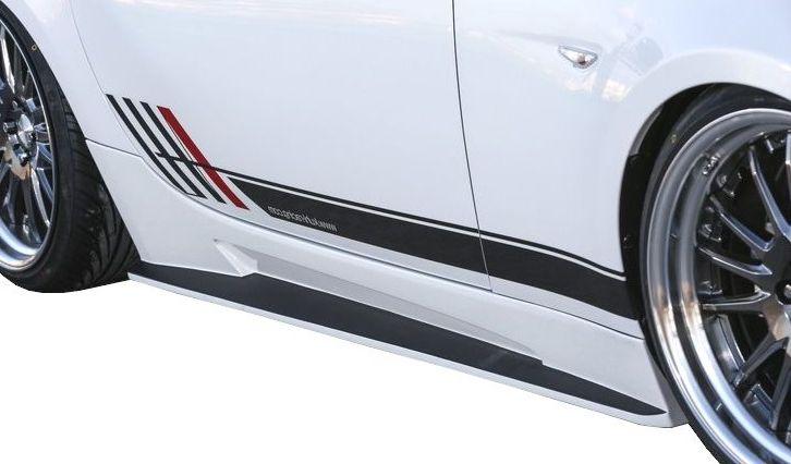 【M's】マツダ ロードスター ND5 サイド ステップ KUHL RACING エアロ // S スポイラー / クール レーシング / MAZDA ROADSTER ND 5