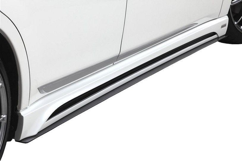 【M's】レガシィ A-E型 B4・ツーリングワゴン 共通 サイド ステップ ver.2 / ROWEN/ロエン エアロ // PREMIUM Edition 1S001J20 / スバル SUBARU LAGACY BM BR TOURING WAGON