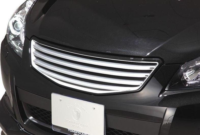 【M's】レガシィ A-C型 B4・ツーリングワゴン 共通 フロントグリル Face1(フィンタイプ)/ ROWEN/ロエン エアロ // PREMIUM Edition 1S001C00 / スバル SUBARU LAGACY BM9 BR9 TOURING WAGON