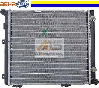 W201 Mercedes-Benz 190E2.3-16V/190E2.5-16V(86y-93y)BEHR steel radiator / genuine OEM Evo 190e class radiator 201-500-5303 2015005303