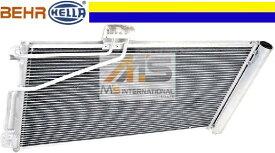 【M's】R171 ベンツ SLKクラス(04y-11y)BEHR製 エアコン コンデンサー//純正OEM AC A/C C171 SLK200 SLK280 SLK300 SLK350 203-500-1754 2035001754