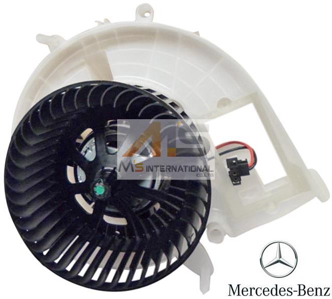 【M's】R171 ベンツ AMG SLKクラス(2004y‐2011y)純正品 エアコン ブロアモーター(左ハンドル用)//C171 SLK200 SLK280 SLK350 SLK55 正規品 ブロアファン ブロワモーター 171-835-0004 1718350004