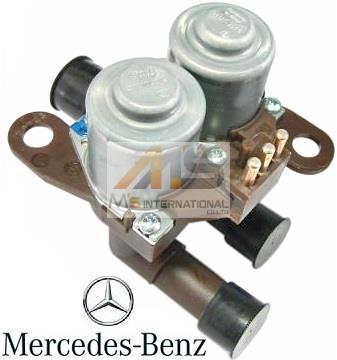 【M's】W202 ベンツ AMG Cクラス(93y-00y)純正品 ヒーターバルブ//ウォーターバルブ S202 C180 C200 C220 C230 C240 C250D C280 C36 C43 C55 001-830-3484 0018303484