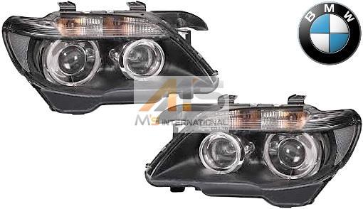 【M's】E65 E66 BMW 7シリーズ 後期用(2005y-2009y)純正品 バイキセノン ヘッドライト 左右(ACL無)//正規品 HID バイキセノンライト 740i 750i 750Li 760Li 6312-7162-119 6312-7162-120 63127162119 63127162120