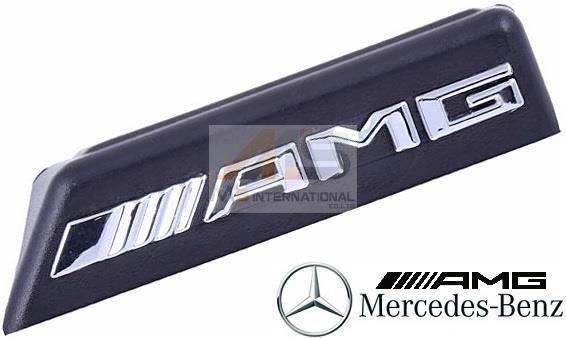 【M's】W463 AMG G63 G65 Gクラス(ゲレンデ)純正品 フロントグリル エンブレム//正規品 グリルエンブレム バッチ 463-817-0200 4638170200