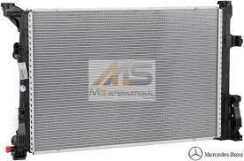 【M's】W117 ベンツ CLA180 CLAクラス(直4)純正品 ラジエーター//C117 246-500-1303 2465001303 4ドアクーペ シューティングブレイク ラジエター