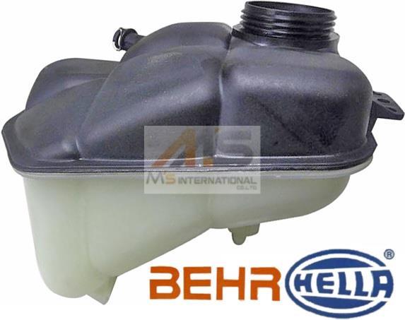 【M's】W219 ベンツ AMG CLSクラス (05y-10y)BEHR製 ラジエーターサブタンク//エキスパンションタンク リザーバータンク 純正OEM C219 CLS350 CLS500 CLS550 CLS55 CLS63 211-500-0049 2115000049