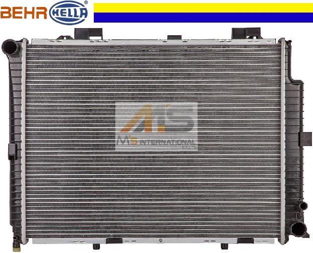 【M's】W210 ベンツ AMG Eクラス(V8/M119)BEHR製・他 ラジエーター//純正OEM ラジエター S210 E400 E420 E430 E50 210-500-1203 2105001203
