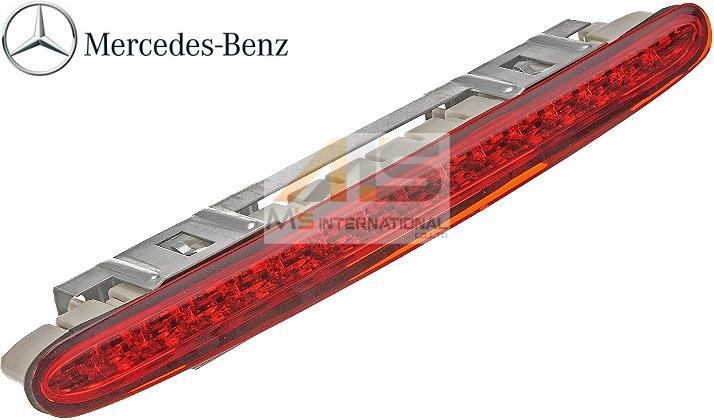 【M's】R230 ベンツ AMG SLクラス(F109966-)純正品 ハイマウントストップランプ//正規品 ハイマウントランプ トランクランプ ライト C230 SL350 SL500 SL550 SL600 SL55 SL63 SL65 230-820-0856 2308200856 230-820-0056 2308200056