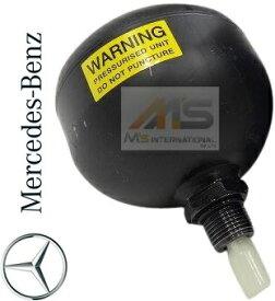 【M's】W215 ベンツ AMG CLクラス(99y‐05y)純正品 リア アキュームレーター 1個(ABC車用)//正規品 アクティブボディコントロール 油圧式 C215 CL600 CL55 CL65 クーペ 220-327-0215 2203270215