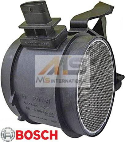 【M's】W221 ベンツ Sクラス V6/V8(M272/M273)BOSCH製・他 エアマスセンサー//正規品 純正OEM ボッシュ エアフロメーター S350 S400 S500 S550L S550 273-094-0948 2730940948