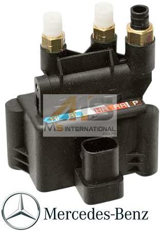 【M's】W251 Rクラス/W218 CLSクラス 純正品 エアサス バルブブロック//ベンツ AMG 正規品 バルブユニット エアサスバルブブロック R350 R500 R550 R63 CLS350 CLS550 CLS63 CLS220 CLS400 251-320-0158 2513200158