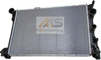 R172 Mercedes-Benz SLK-class (y-2011) BEHR_HELLA steel radiator / genuine OEM SLK200 SLK250 099 - 500 - 6203 0995006203 radiator