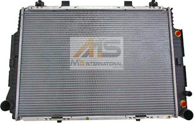 【M's】W140 ベンツ Sクラス(V8/V12)BEHR_HELLA製 ラジエーター//純正OEM 500SE 500SEL S500 600SE 600SEL S600 140-500-1003 1405001003 ラジエター