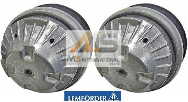 【M's】W211 Eクラス/W219 CLSクラス(V6/V8)LEMFORDER製 エンジンマウント(左右)//純正OEM レムフォーダー べンツ AMG E320 E500 E550 CLS500 CLS550 220-240-0617 220-240-3317 2202400617 2202403317