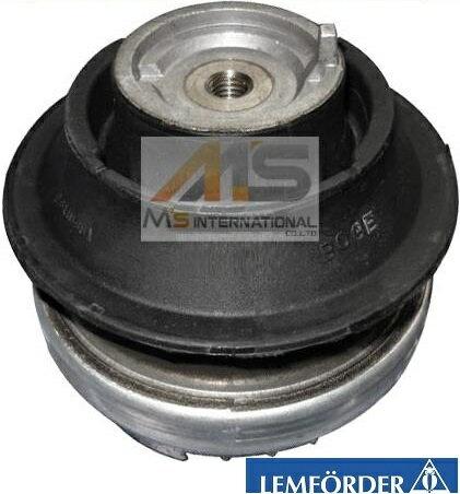 【M's】W211 Eクラス/W219 CLSクラス LEMFORDER製・他 エンジンマウント(1個)//純正OEM CLS350 E250 E320 E350 E500 E550 ラバーマウント レムフォーダー 211-240-2617 2112402617