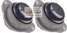 【M's】W124 ベンツ 400E E400 500E E500(V8/M119)BBR製・他 エンジンマウント(2個/左右)//純正OEM 優良社外品 ミディアムクラス Eクラス 124-240-2617 1242402617