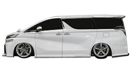 【M's】KUHL RACING ヴェルファイア 30 前期・後期 エアロ サイドステップ //クール レーシング 製 30/35系 新型 TOYOTA VELLFIRE トヨタ 新品