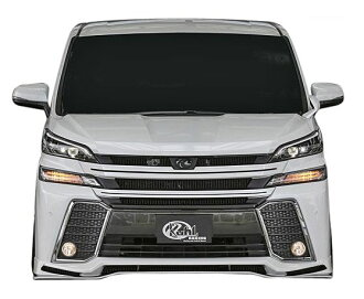 30 system 35 system Toyota VELLFIRE Toyota in the KUHL RACING VELLFIRE 30 first half year (H27.1-H29 .11) made by 30V-SS front desk grill // cool racing