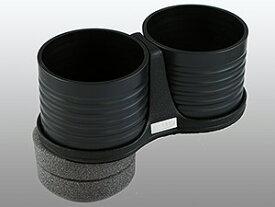 【M's】 アウディ TT 8J(06y-15y) ALCABO ドリンクホルダー(ブラック)//ツインタイプ AL-B108B ALB108B アルカボ カップホルダー AUDI 新品