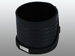 【M's】トヨタ プリウス(ZVW30)ALCABO 高級 ドリンクホルダー(ブラック)//TOYOTA PRIUS 30系 アルカボ カップホルダー インパネ対応 AL-T115B ALT115B