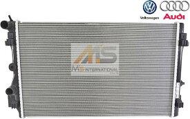 【M's】VW ポロ 6R/6C(13y-18y) アウディ A1 8X(15y-17y) 優良社外品 ラジエーター//ラジエター フォルクスワーゲン POLO AUDI 6R0-121-253R 6R0121253R