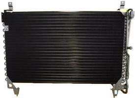 【M's】 W126 ベンツ Sクラス(260SE 300SE 300SEL 420SE 420SEL 500SE 500SEL 560SE 560SEL)BEHR製 ACコンデンサー(エアコンコンデンサー)新品