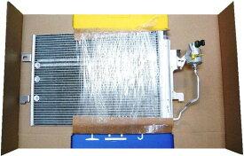 【M's】W168 ベンツ Aクラス(A140 A190 A160 A170CDI〜)BEHR製 ACコンデンサー(エアコンコンデンサー)新品