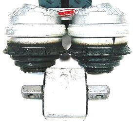 【M's】ベンツ R170 SLKクラス SLK230 他 エンジンマウント(左右)+ミッションマウントセット 新品