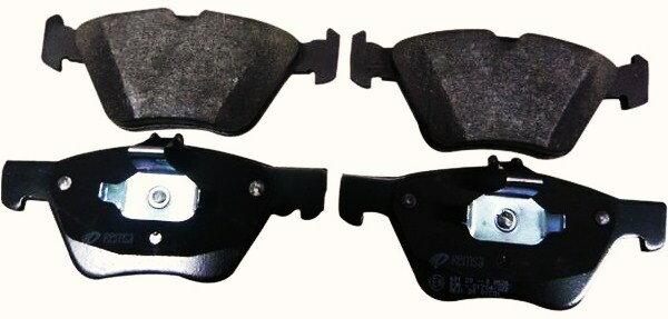【M's】W220 ベンツ Sクラス(S320 S500)フロントブレーキパッド左右新品