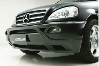 W163 Mercedes-Benz ML class ( y 02-05 y ) valdo WALD front bumper cover brand new