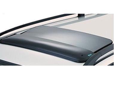 【M's】ベンツ W221 Sクラス (06y-) Clim Air製 クリムエアー クリム エアー ルーフ バイザー新品(400356)