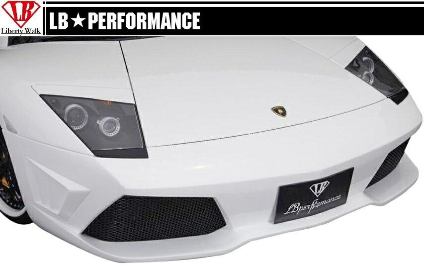 【M's】 ランボルギーニ ムルシエラゴ LB PERFORMANCE エアロ / フロント バンパー Type.1 // F スポイラー / LB パフォーマンス / Lamborghini Murcielago Body kit FRP リバティウォーク