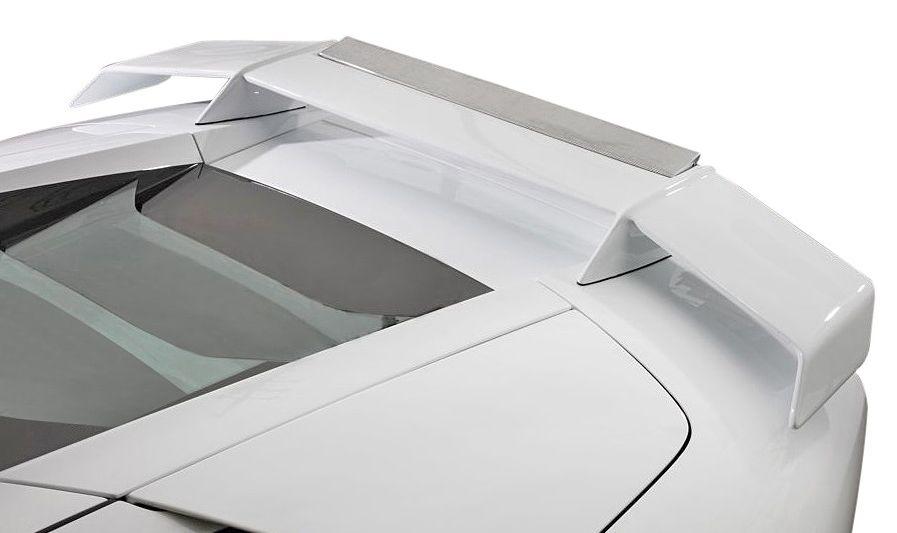 【M's】ランボルギーニ ムルシエラゴ LB PERFORMANCE エアロ / リア ウイング Ver.1 // リヤ ウィング スポイラー / LB パフォーマンス / Lamborghini Murcielago Body kit FRP リバティウォーク