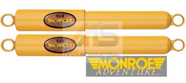 【M's】AUDI アウディ Q7 7L(06y.3-)モンロー製 フロントショックアブソーバー(2本/品番:D0301)新品 MONROE アドベンチャー 左右 高品質 テネコ 前 3.6FSi 4.2FSi クワトロ